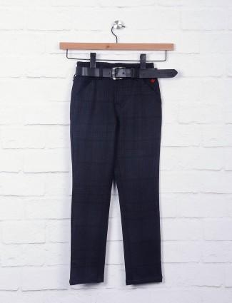 Bad Boys navy cotton trouser