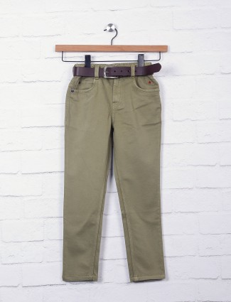 Bad Boys olive casual jeans