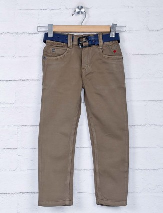 Bad Boys solid brown hue jeans
