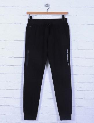 Beevee black colored track pant
