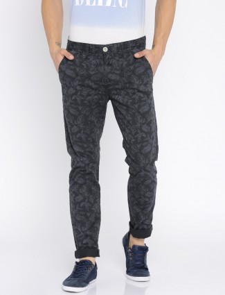 Being Human black cotton trouser