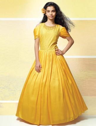 e7db8ba371c Girls Gowns  Buy Girls designer gown dresses   frocks Online