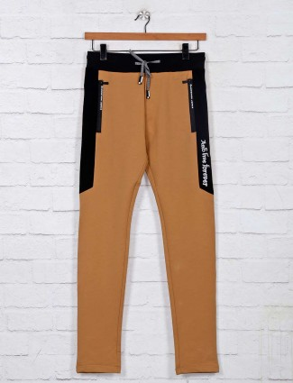 Chopstick comfortable khaki night track pant
