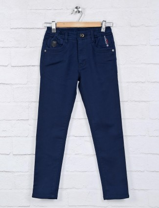 Cityboy elasticated navy boys jeans