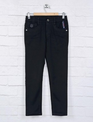 Cityboy presented solid black jeans