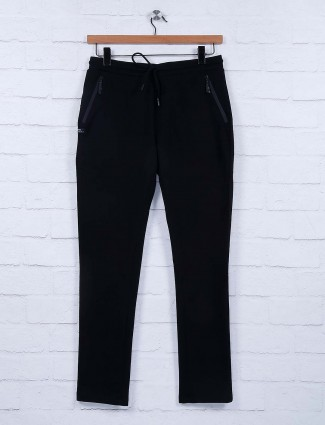 Cookyss presented black color track pant