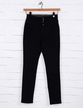 Deal black skinny fit jeans
