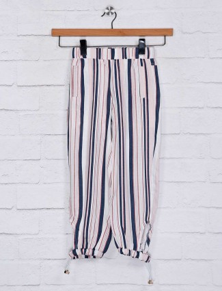 Deal stripe pink palazzo
