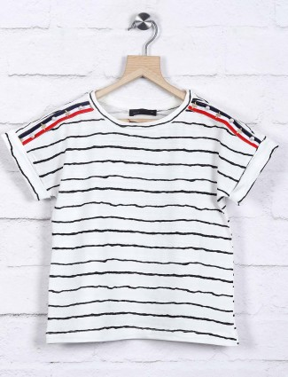 Deal white cotton lovely top