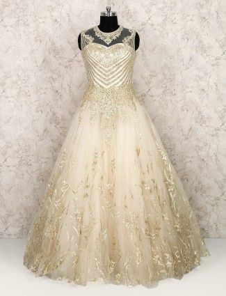 Indian Gowns - Buy Traditional Wedding Gowns, Party Wear Gowns Online