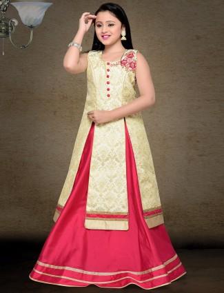 G3 Exclusive magenta nice wedding wear silk lehenga choli