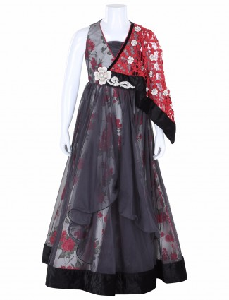 G3 Exclusive net grey awesome party wear gown