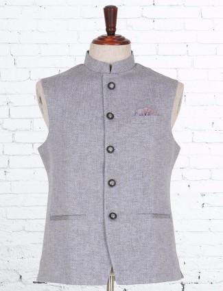 Grey terry rayon amazing waistcoat