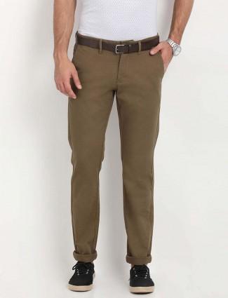 Indian Terrain brown trouser