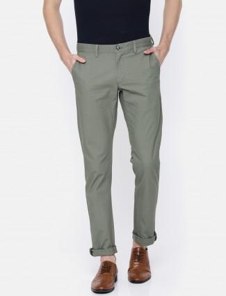 Indian Terrain mint green trouser