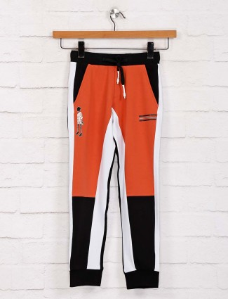 Jappkids orange cotton payjama