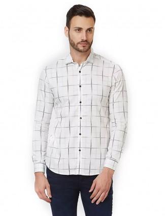 Killer off white casual shirt