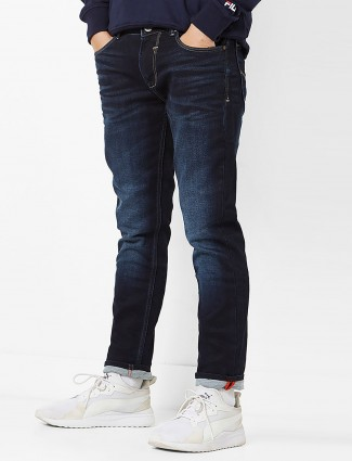 Killer present navy slim fit jeans