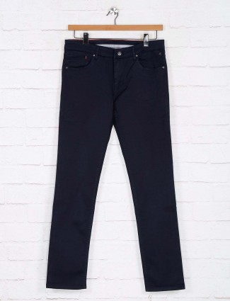 Killer solid navy slim fit jeans
