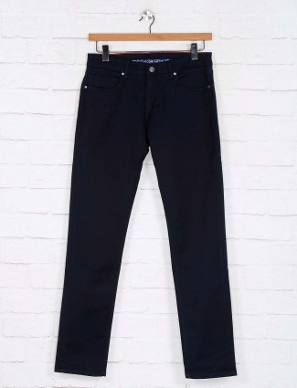 Killer solid navy super slim fit jeans