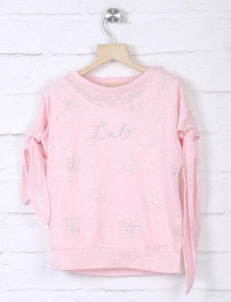 Leo N Babes pink top for girls