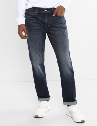 Levis 511slim fit solid navy jeans