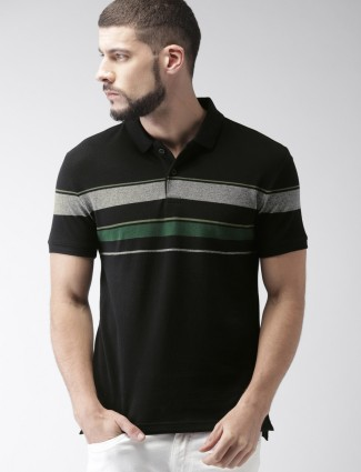 Levis black stripe t-shirt
