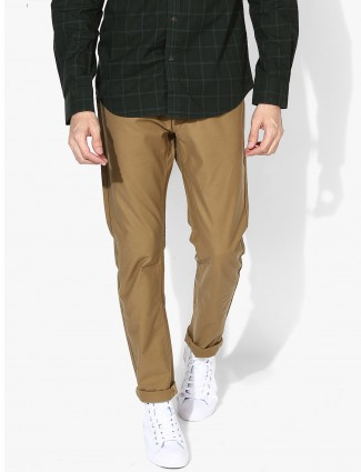 Levis brown simple trouser