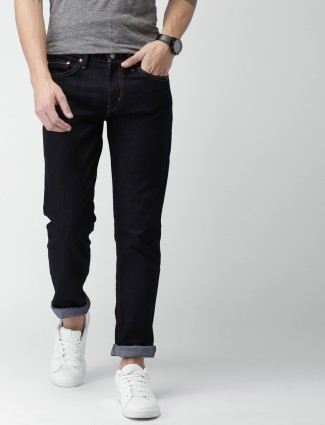 Levis dark navy color jeans