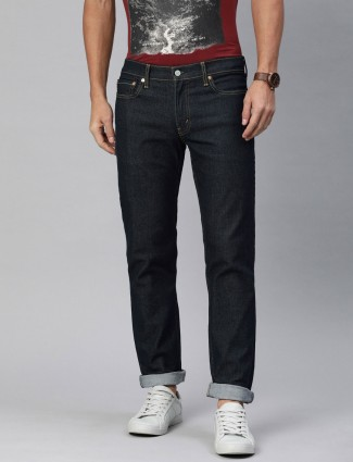 Levis navy colour solid 511 slim fit jeans