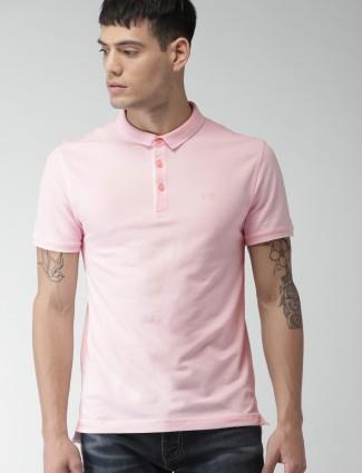 Levis pink mid tone t-shirt