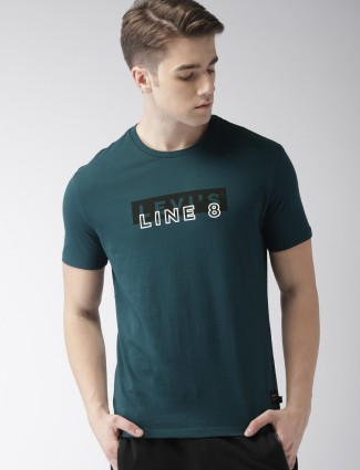 Levis rama green color t-shirt