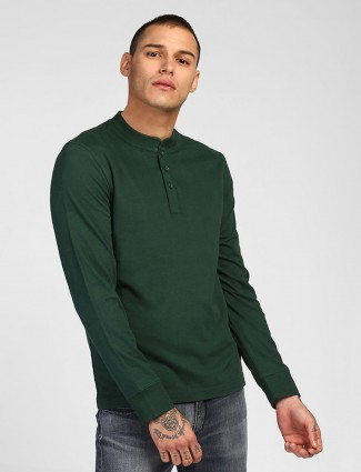 Levis simple green t-shirt