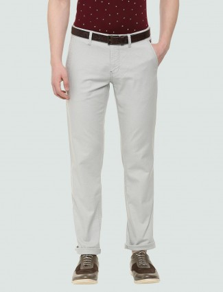 LP Sport casual off white hued trouser