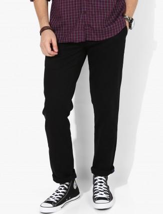 LP Sport jet black color trouser