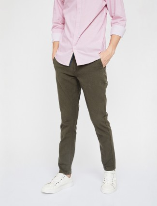 LP Sport olive color trouser
