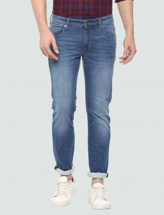 LP Sport regular blue washed jeans