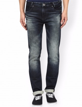 Mufti black denim jeans