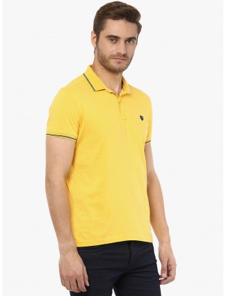 Mufti bright yellow t-shirt
