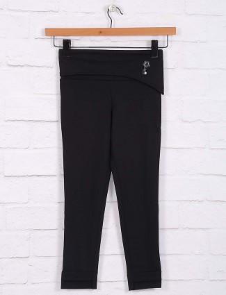 Nodoubt black cotton casual jeggings