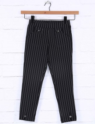 Nodoubt black hue cotton casual jeggings