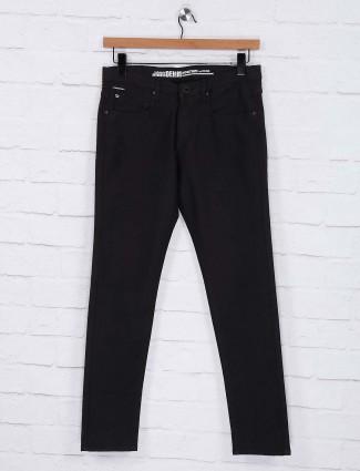 Nostrum dark grey casual mens trouser