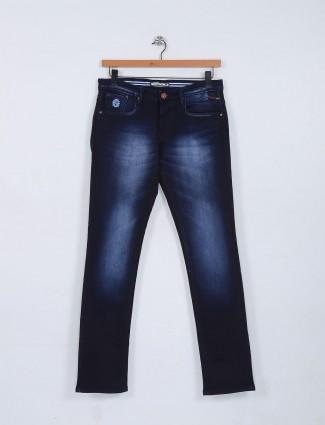 Nostrum denim dark navy jeans