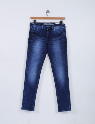 Nostrum present blue washed jeans