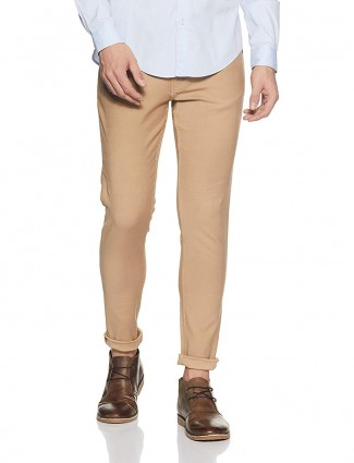 Pepe Jeans beige casual jeans