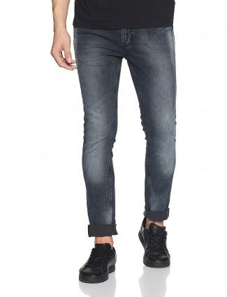 Pepe Jeans black nerrow jeans