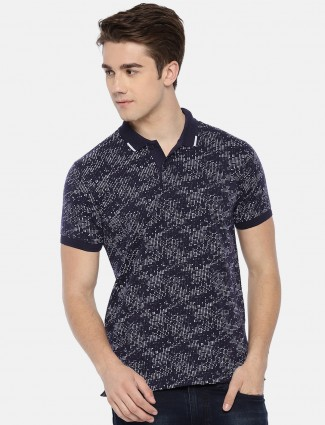 Pepe Jeans black printed mens t-shirt