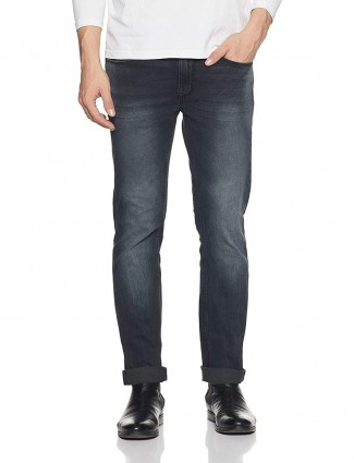 Pepe Jeans black washed jeans
