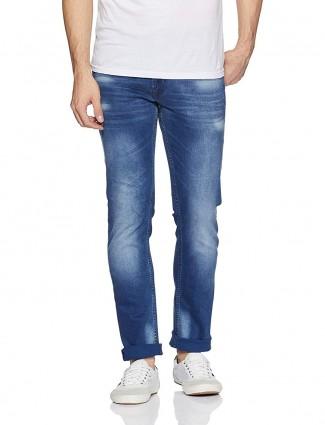 Pepe Jeans blue skinny jeans