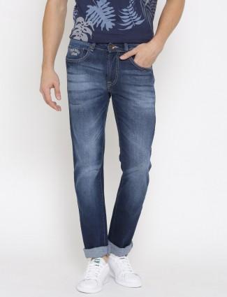 Pepe Jeans blue Vapour fit denim jeans